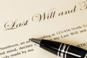Wills and Trust